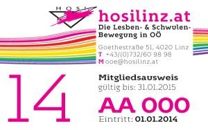 Mitgliedsausweis 2014